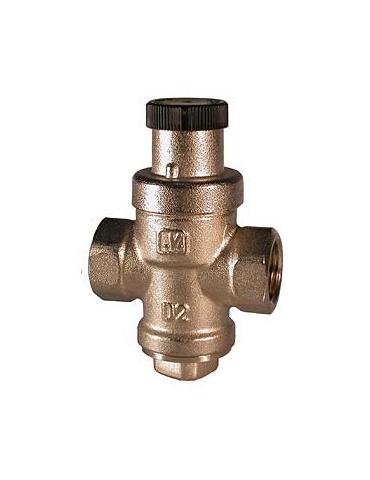 Reducer Press. Minibrass water 3/8