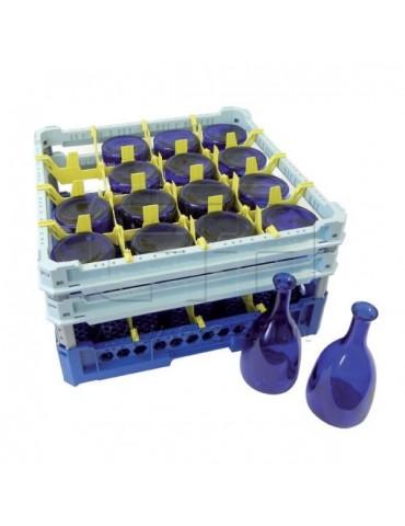 Cestello lavastoviglie per bottiglie da ristorazione - 75 cl
