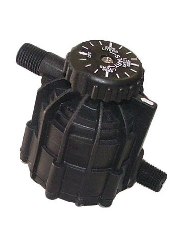 "Waterminder contalitri autobloccante 1/4"""