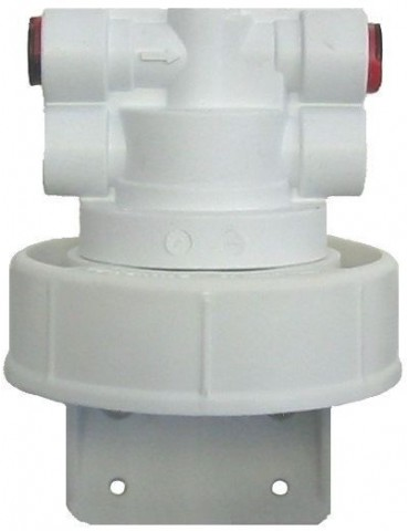 Testa Profine R per filtri: Ocra, Violet (Small) - Arsenic, Nitrates, Yellow (Medium) - Portata 1,5 l/min