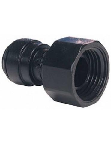 Terminale diritto femmina cilindrico (BSP) - estremità a cono | 8 mm - 3/4
