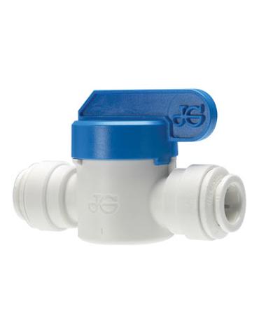 "Intermediate valve - 1/4 ""pipe diameter"