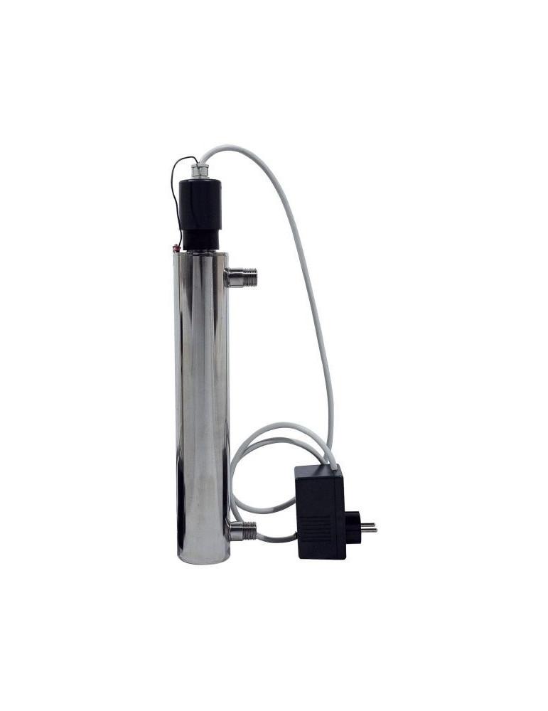 Sistema UV completo - 16W - 10 l/m - MM 1/2