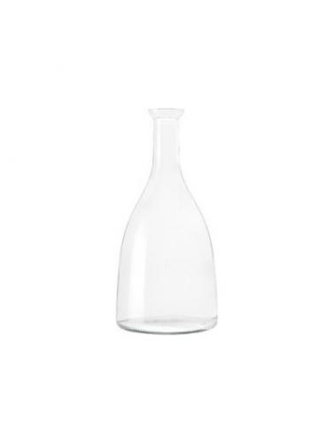 Bottiglia Viola Trasparente