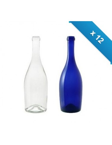 Bottiglia mod. Collio - 12 pz - miste - senza logo