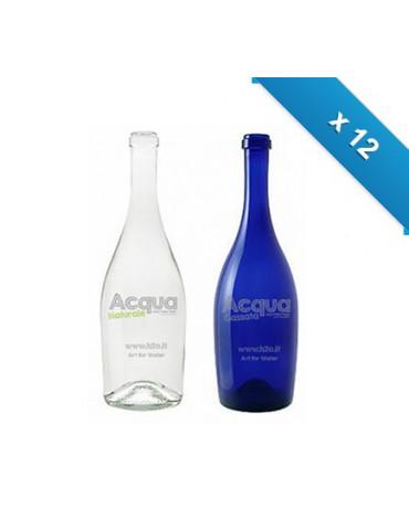 Bottiglia mod. Collio - 12 pz - miste - con logo H2O