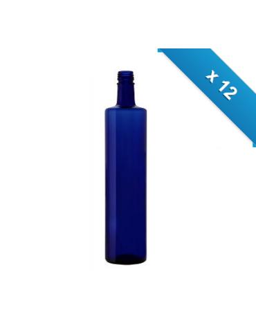 Bottiglia mod. Silhouette - 12 pz - senza logo