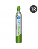 CO2 cylinder for Sodastream system - WasserMaxx - with vacuum return