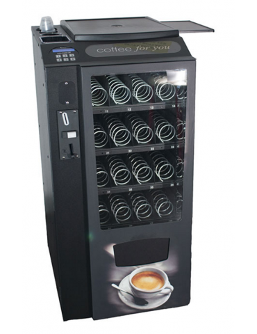 Mobile caffè + distribut. spirale + validatore moneta