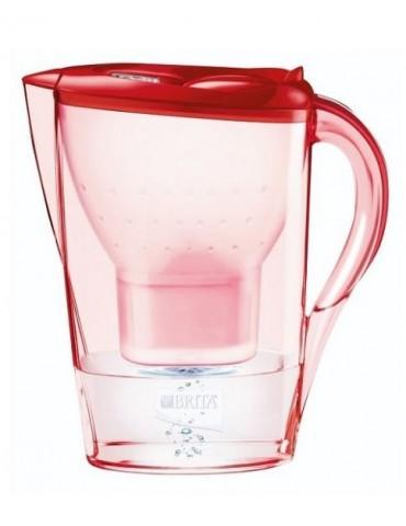 Water filter jug - Marella Red