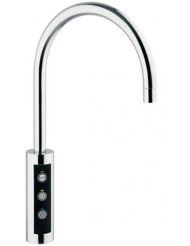 3-way tap - electronic - Model: 6180
