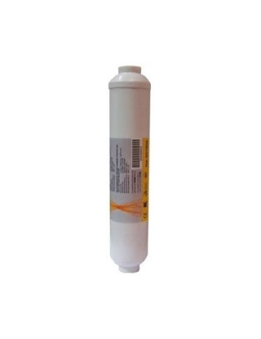 """Filtro in linea """"Green Filter"""" Carbone Attivo Granulare (GAC) - 2"""" x 10"""" - F 1/4"""