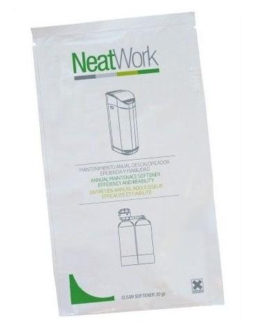 Clean softner - pulizia resine addolcitore