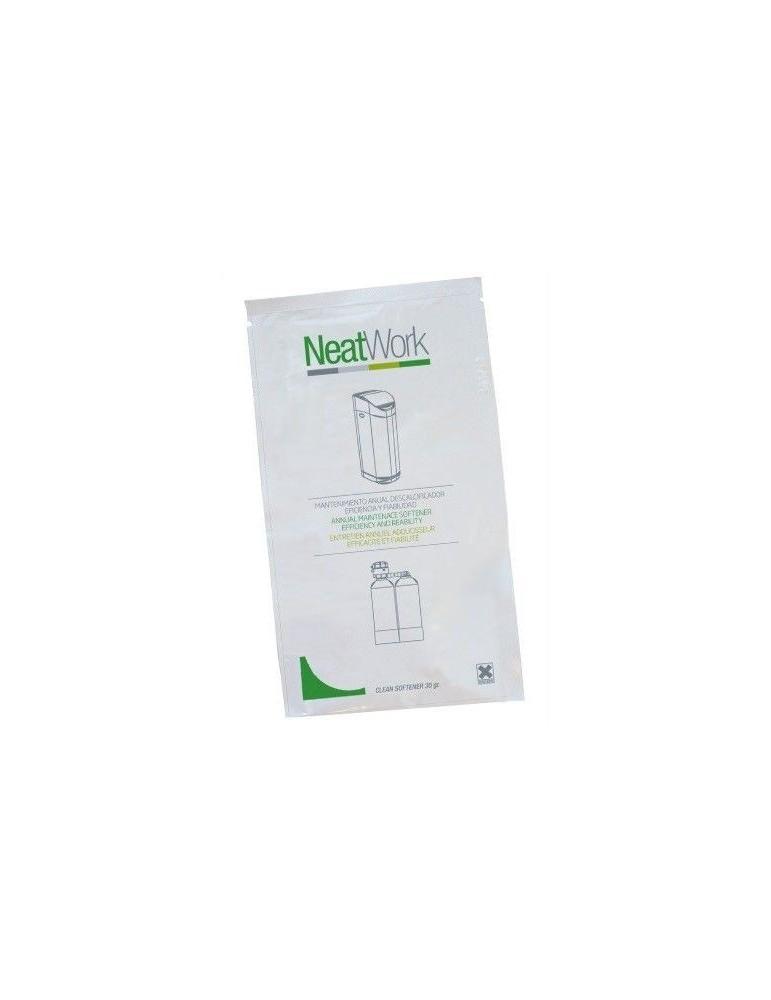 Clean softner - per pulizia resine addolcitore