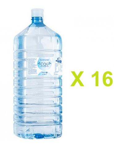 Tessera da 16 boccioni Drink Cup da 18 litri