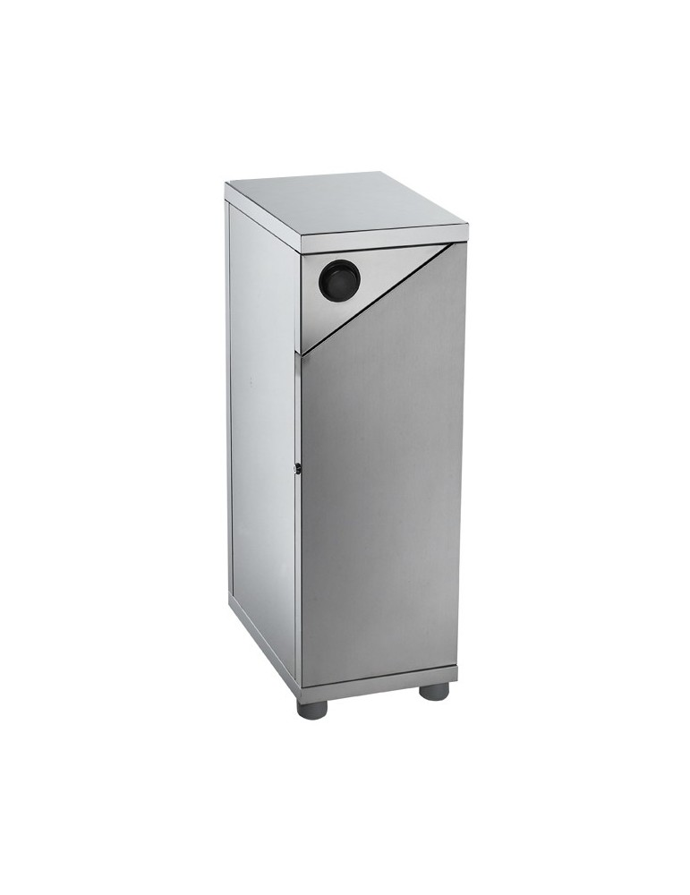 Wave Cabinet Acciaio
