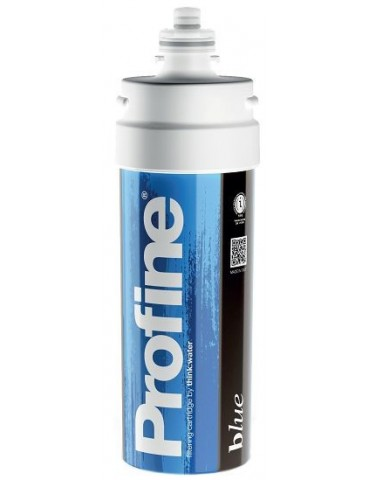 Profine Blue Small filter - 5 Micron - carbon block filtration