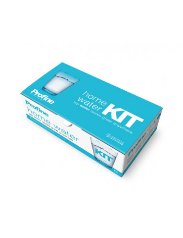 Profine small silver filtration kit
