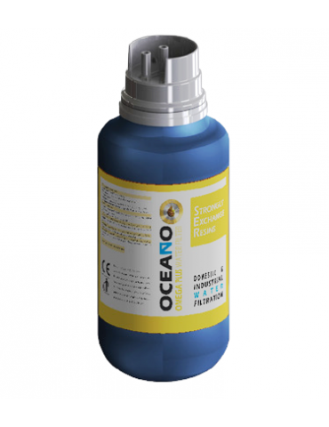 F.Oceano Omega Plus STEM Resine Cationiche Forti - X 2160 lt