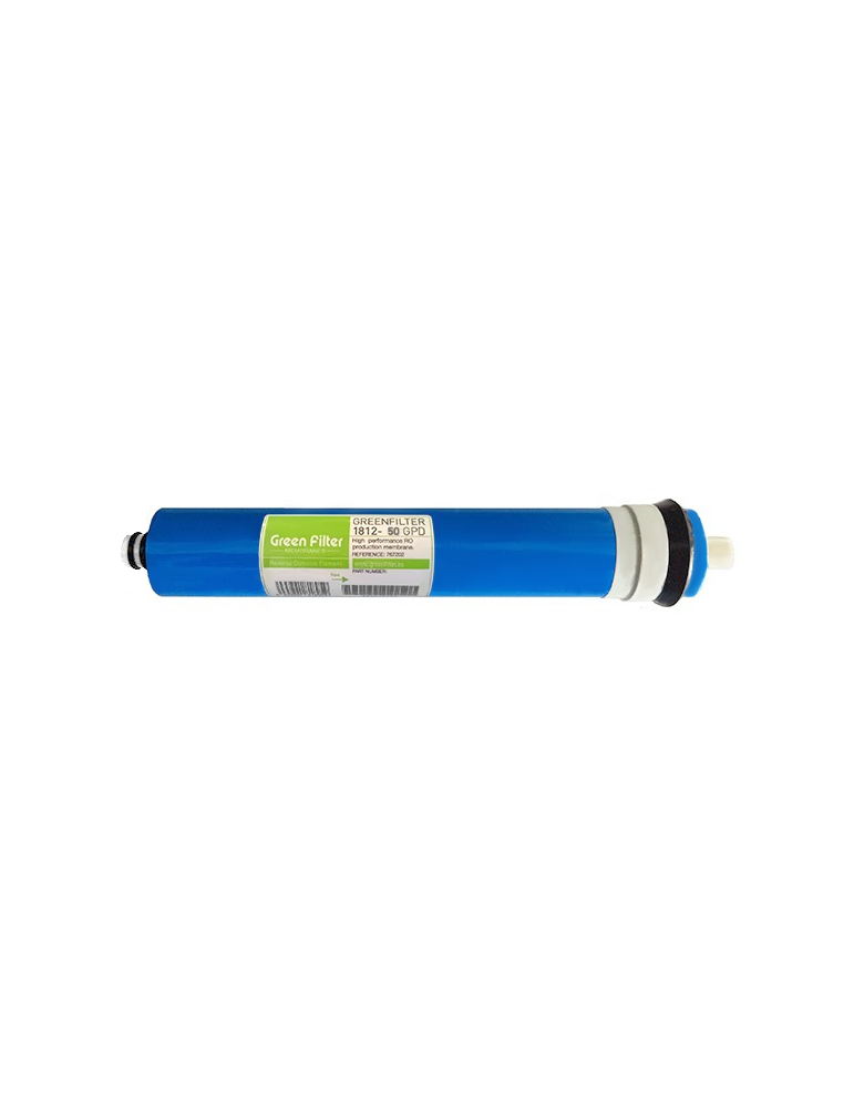 Membrana Osmosi - 50 GPD - 1812 - Green Filter