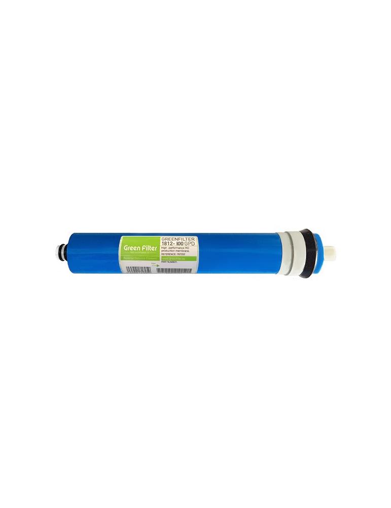 Membrana Osmosi - 100 GPD - 1812 - Green Filter