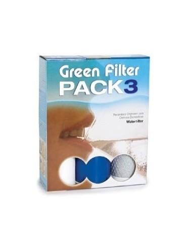 Green Filter Pack per impianti osmosi inversa