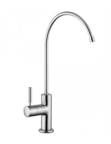 1-way tap - mechanical - Model: 235 Inox