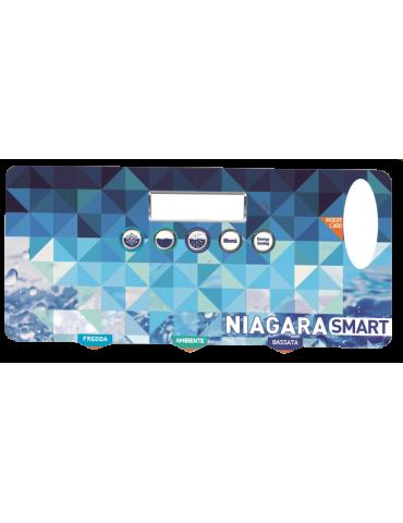 Etichetta pulsanti Niagara KEY