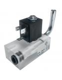 Sparkling water 24V solenoid valve with compensator