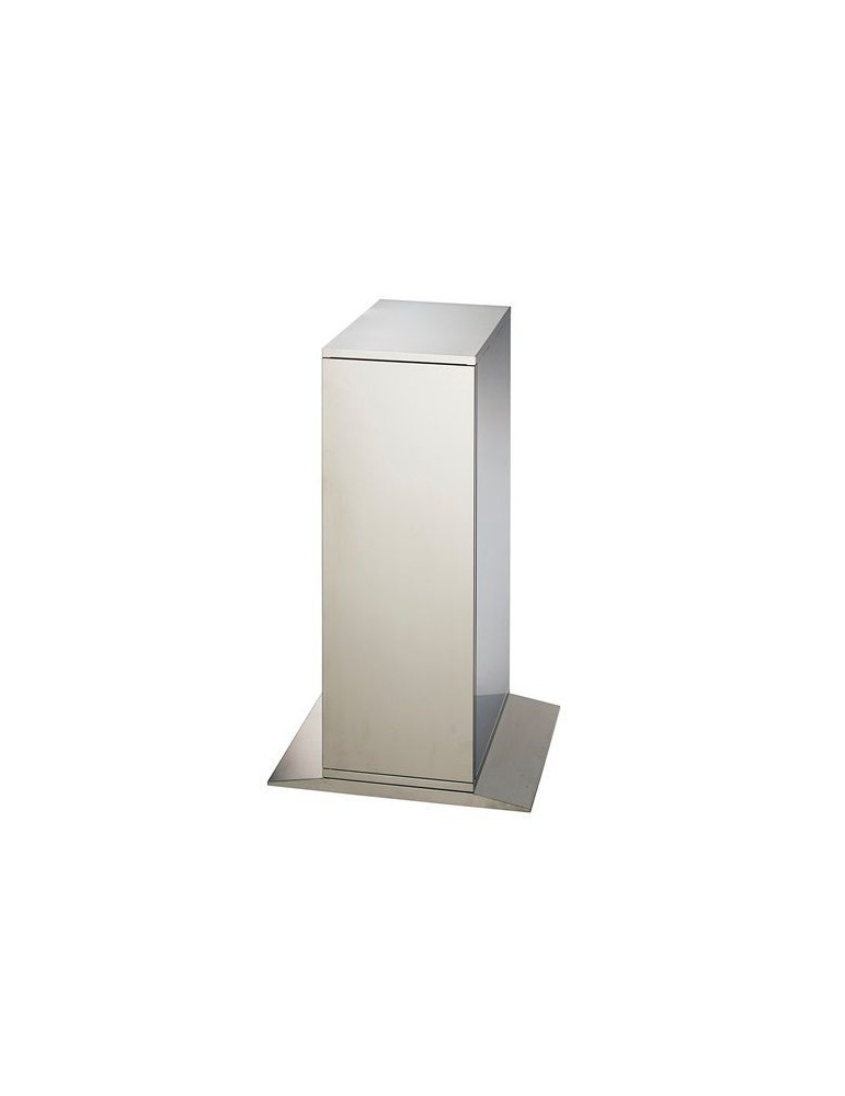 Blusoda 45 cabinet with waste tank alarm