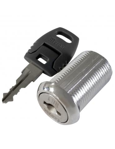 Jet cabinet lock + lever