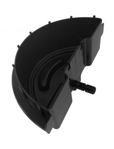 Vaschetta ISI-T nero (parte inferiore)