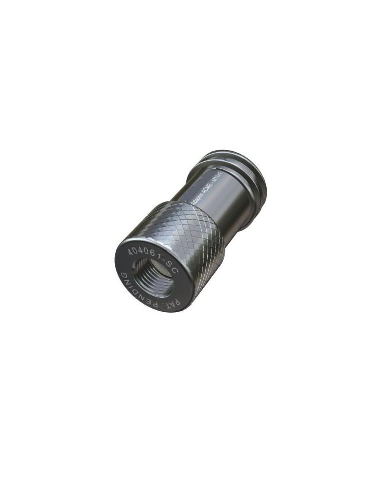 Adattatore x bombole usa e getta c/attacco M11X1 - bombole ricaricabili c/attacco ACME