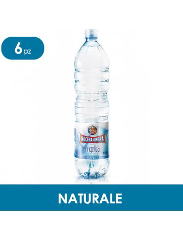 6 Bott. Nocera Umbra water 1,5 Natur.