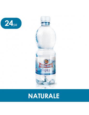 24 Bott. Acqua Nocera Umbra 0,5 Natur.