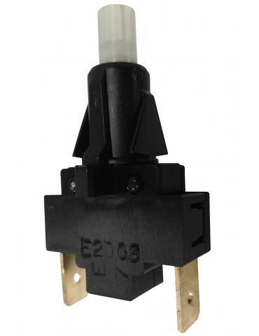 Carbonated H2OMY unipolar push button
