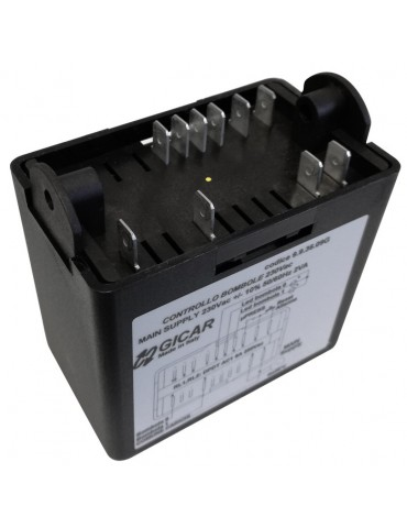 Cylinder exchanger control cards