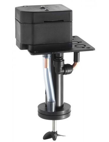 Water recirculation pump for python
