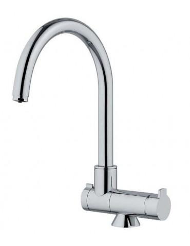 3-way tap - mechanical - for under window installation - Model: 3813 W