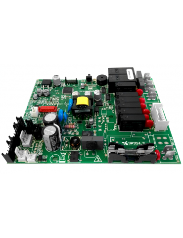 Scheda elettronica ISI-O3 - M-SKSPMAIN354.1-D