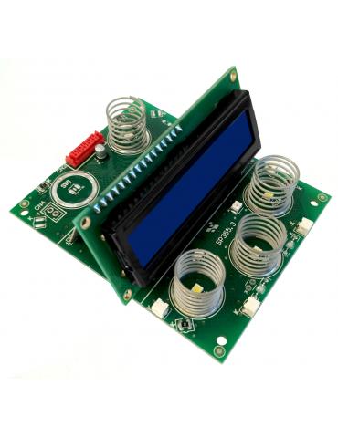 Scheda elettronica SP TOUCH 355.1-C (TASTIERA LIMPIDA)
