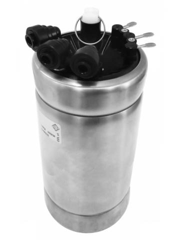 Rolled carbonator