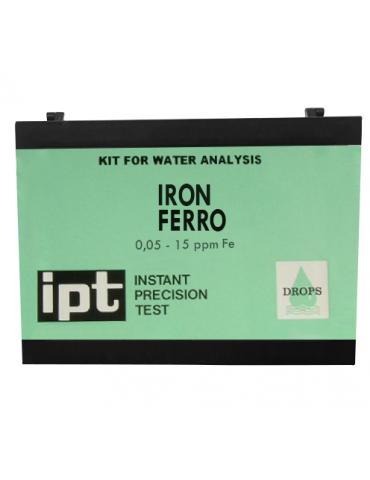 Kit prova Ferro