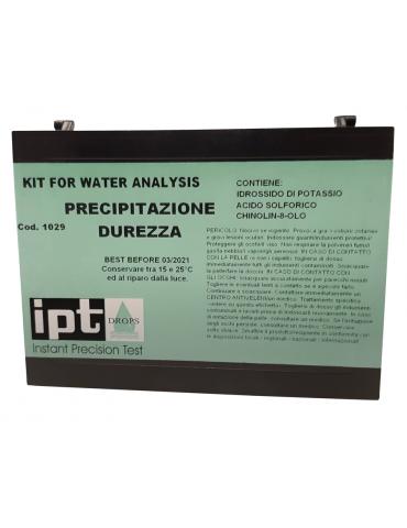 KIT Test Precipitazione durezza 25cc