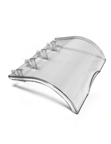 Sportellino portabicc ISI-T trasparente