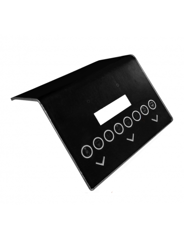 Atlantis 60/120 silk-screened PMMA Touch panel