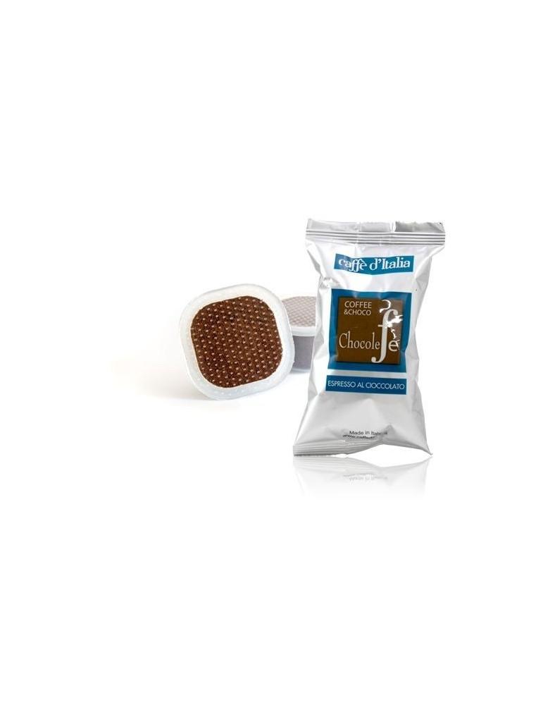 CHOCOLEFE' (espresso cioccolato) - 50 pz
