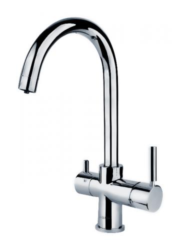 5-way tap G100 ACWG - chrome