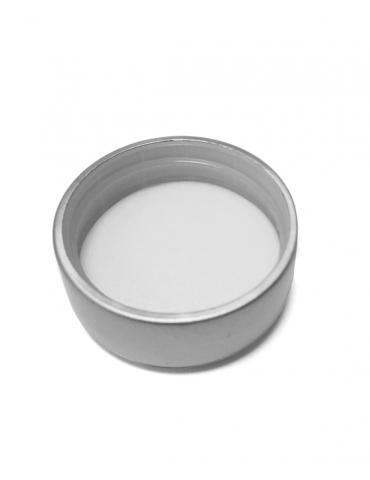 Silver screw cap for Cassiopea bottle