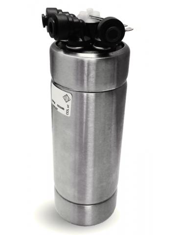 Rolled carbonator 0.5 liters